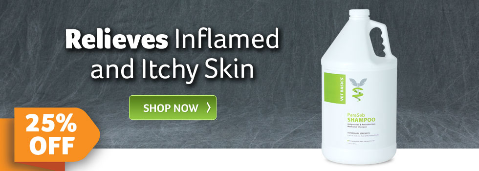 Relieves Inflamed and Itchy Skin